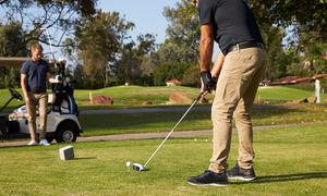 ゴルフ場のティーグラウンドにおけるルール&マナー
