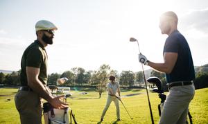 ゴルフ場のフェアウェイにおけるルール&マナー