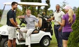 ゴルフの乗用カートでのマナー&ルール~座る位置って?誰が運転する?~