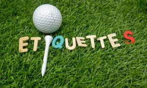 ゴルフ初心者が覚えておくべき基本マナーまとめ