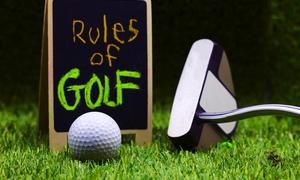 2019年のゴルフルール改正の概要と変更点まとめ