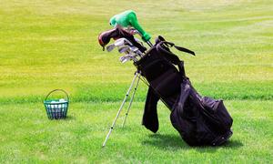 ゴルフ初心者にオススメな練習方法や練習器具とは?