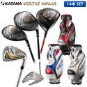 カタナゴルフ ニンジャ クラブセットをアトミックゴルフでお得に手に入れよう!