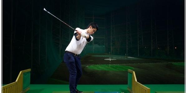 ゴルフ上達法!スリークォーターバックを理解して正しいスイング軌道を身につけよう