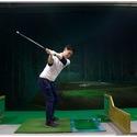 ゴルフの上達法!スリークォーターダウンを理解してスイング軌道を身につける!